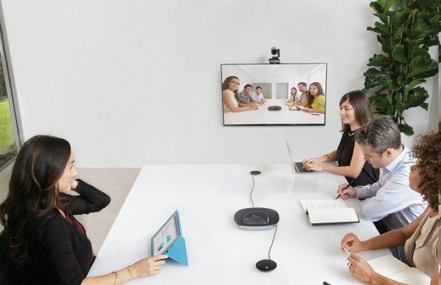 Logitech GROUPthiết bị hội nghị trực tuyến 2021