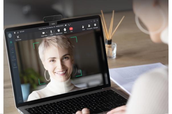 Webcam Yealink UVC20 cho các cuộc họp nhóm 4 -6 người