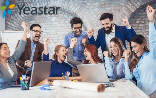 Giải pháp Tổng đài VoIP Yeastar dành cho doanh nghiệp 50 người
